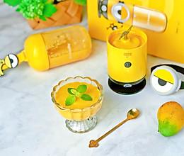 #硬核菜谱制作人#大白兔芒果汁的做法