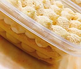 日式豆乳盒子【低脂健康】的做法