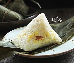 广式咸肉粽的做法