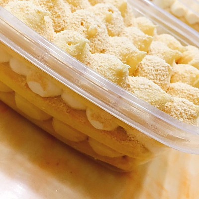 日式豆乳盒子【低脂健康】