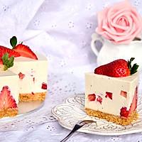 【草莓慕斯蛋糕】——草莓季系列美食的做法图解25