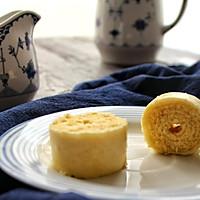 年轮蛋糕卷——不加油的懒人蛋糕卷