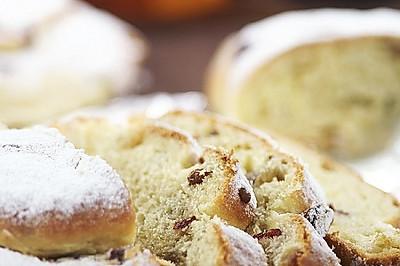 德国圣诞面包(Stollen)