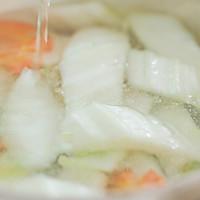 白菜豆腐牛肉煲的做法图解12