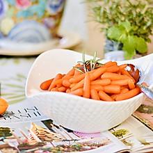 感恩节糖渍胡萝卜#快手又营养,我家的冬日必备菜#