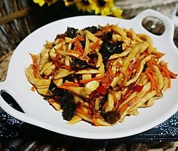 鱼香杏鲍菇#宴客拿手菜#的做法