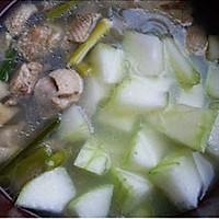 冬瓜薏米老鸭汤的做法图解7