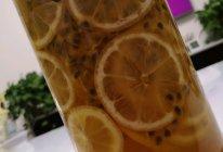 柠檬百香果的做法