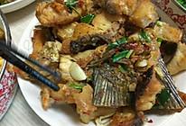 香煎鲩鱼块的做法