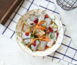 #名厨汁味,圆中秋美味# 鲜美清蒸带鱼的做法