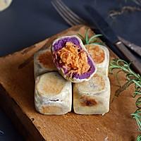 肉松紫薯仙豆糕#令人羡慕的圣诞大餐#的做法图解19