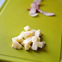 入秋之暖-肉桂苹果藜麦粥的做法图解3