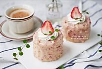 草莓巧克力蛋糕的做法
