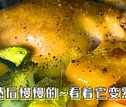 柠檬烤鸡的做法