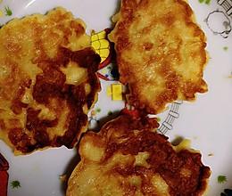奶香苹果饼的做法