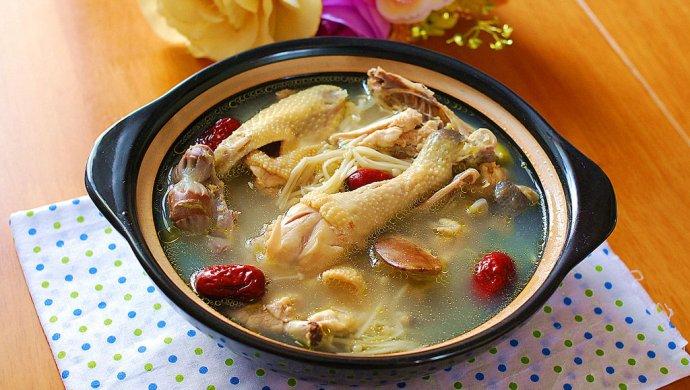 草鸡母鸡汤