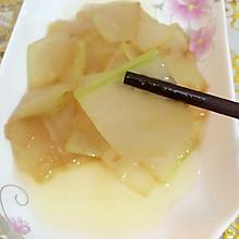 减肥小素食水晶冬瓜