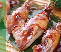 【食在Fastee】酸辣汁鱿鱼仔配西兰花的做法