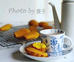 小白也会做的茶点——南瓜&伯爵茶玛德琳的做法