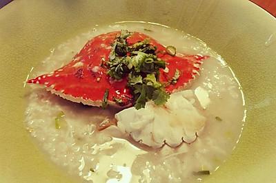 刘老板蟹粥