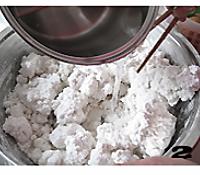 红枣糯米年糕的做法图解2