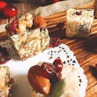 比牛轧糖好吃哒网红雪花酥#跨界烤箱 探索味来#的做法图解9