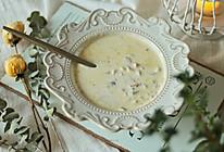 超级浓郁的奶油蘑菇汤做法简单好吃媲美必胜客的做法