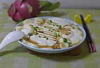 豆腐肉沫蒸蛋(12+)的做法