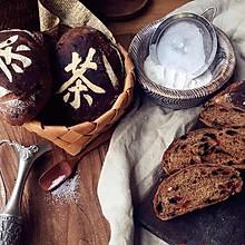 茶之道-伯爵红茶黑糖欧#跨界烤箱 探索味来#
