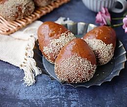 """栗子面包#""""佳""""节好滋味#的做法"""