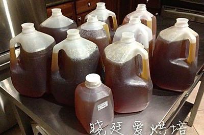自制—月饼转化糖浆