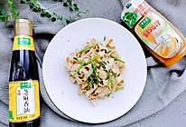 #太太乐鲜鸡汁芝麻香油#鸡汁麻油豆腐皮的做法