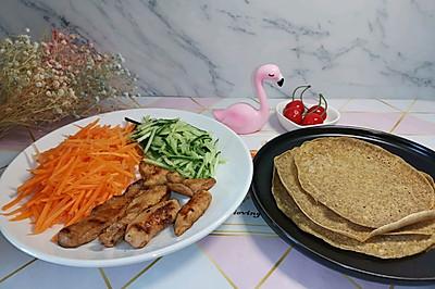 全麦卷饼(减脂菜单)
