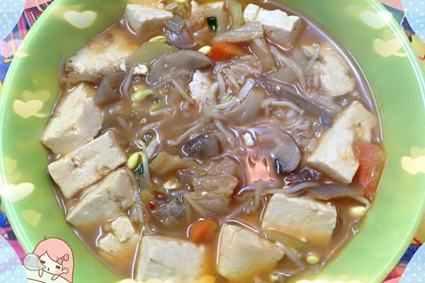 家庭版大酱汤的做法
