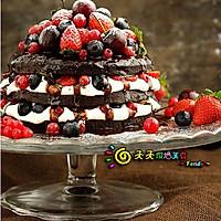 经典巧克力裸蛋糕的做法图解30