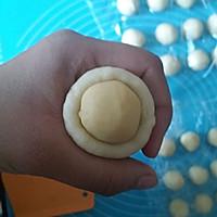 蛋黄酥#约会MOF#的做法图解7