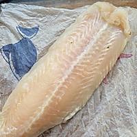 橄露Gallo经典特级初榨橄榄油试用之香煎龙利鱼排的做法图解1