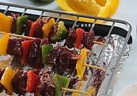 烤牛肉串   的做法