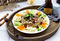 东北特色-家常凉拌菜#美食美刻,乐享美极#的做法