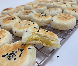 潮汕绿豆饼,不用烤箱就可以做出的美味的做法