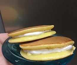 奶油夹心铜锣烧的做法