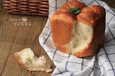【老式面包(面包机版)】#松下烘焙魔法学院#