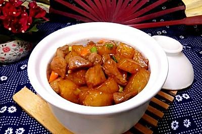 土豆鸭肉#豆果魔兽季部落#
