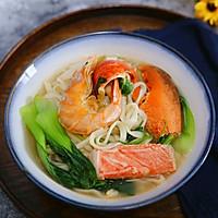 龙虾海鲜面#松下多面美味#
