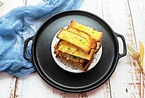 蒜香面包条的做法