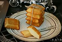 原味费南雪#跨界烤箱,探索味来#的做法
