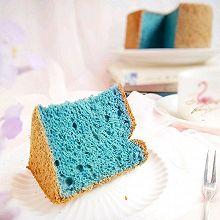 #520,美食撩动TA的心!#星空戚风蛋糕