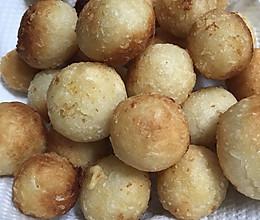 爆浆土豆的做法
