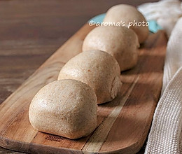 天然酵母    全麦馒头 的做法