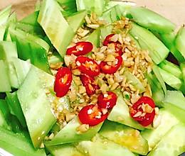 #餐桌上的春日限定#凉拌黄瓜的做法